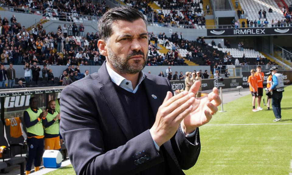 Conceição: «Indiquei Marega ao presidente do Nantes para ser reforço»