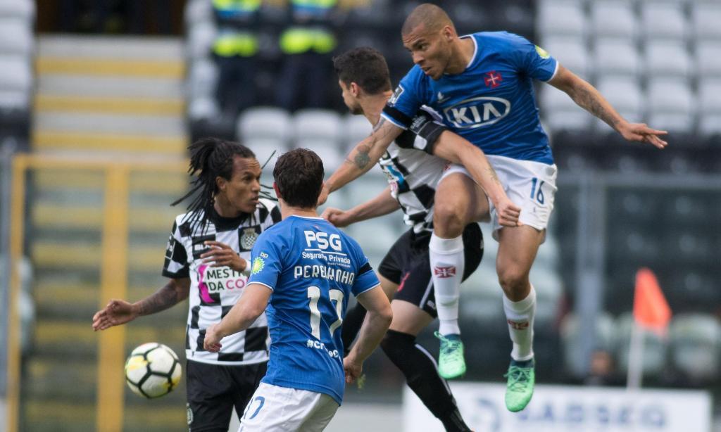 Boavista-Belenenses, 1-0 (destaques)