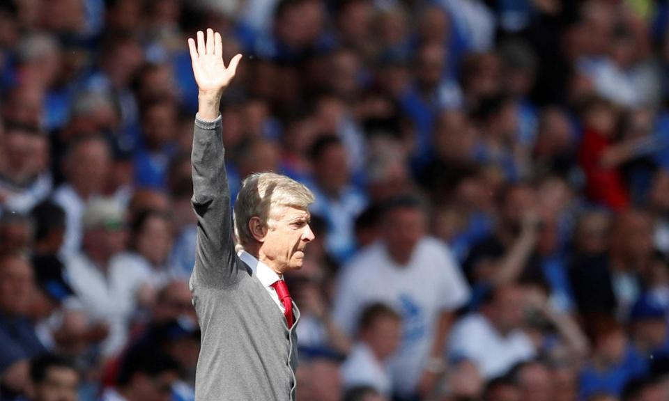 Wenger: «Quero ser desafiado de novo»