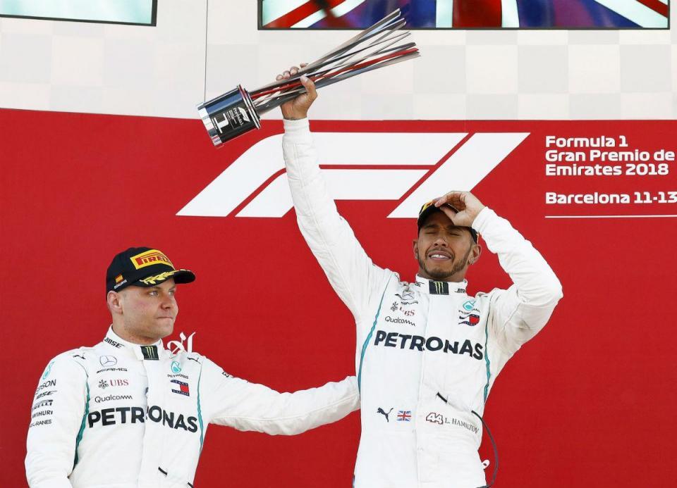 """Hamilton: """"Temos um entendimento muito melhor do carro"""""""