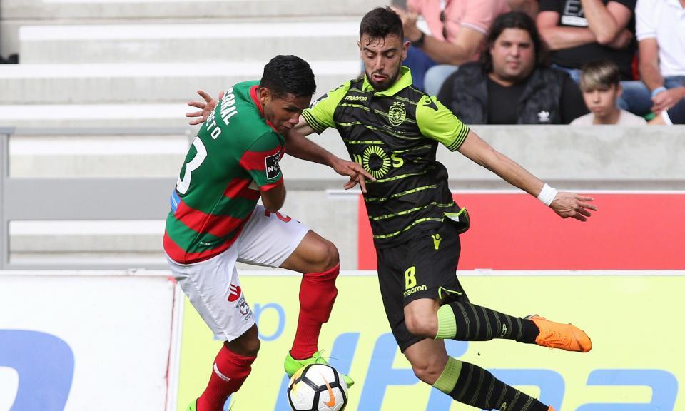 Marítimo-Sporting, 2-1 (resultado final)