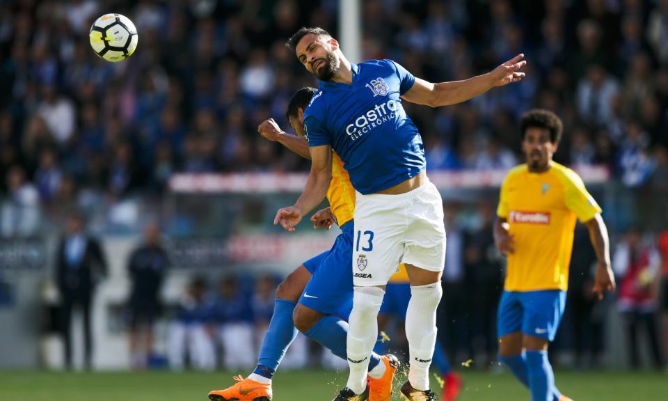 Feirense-Estoril, 0-0 (destaques)