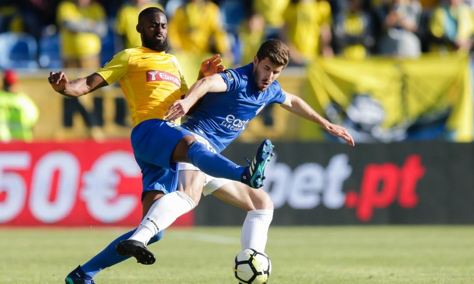 Feirense-Estoril, 0-0 (resultado final)