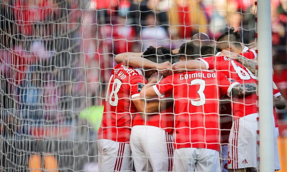 VÍDEO: o resumo da vitória do Benfica sobre o Moreirense
