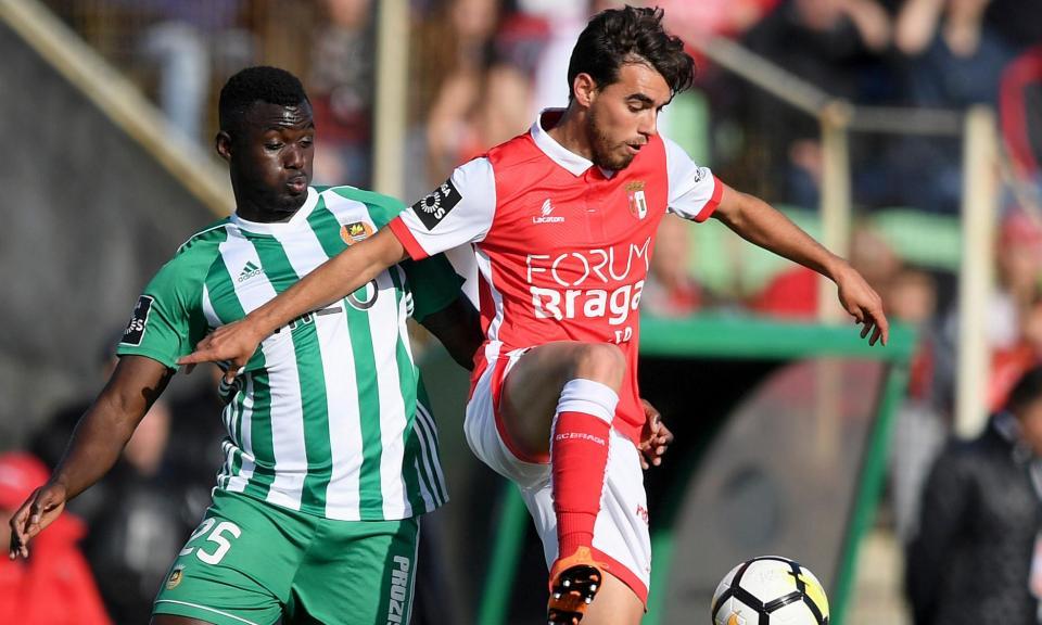 Liga Europa: Sp. Braga defronta o Zorya Luhansk