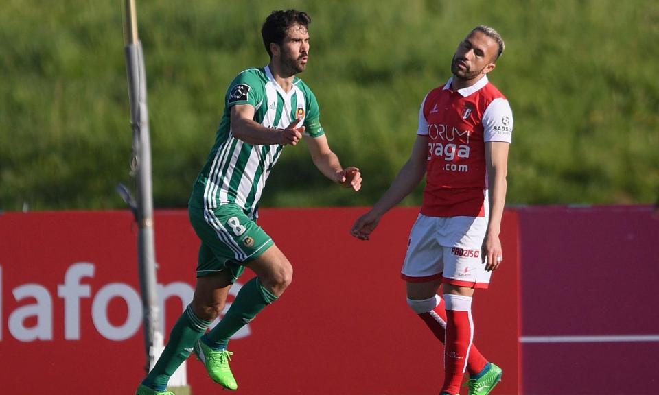 Rio Ave-Sp. Braga, 1-0 (destaques)