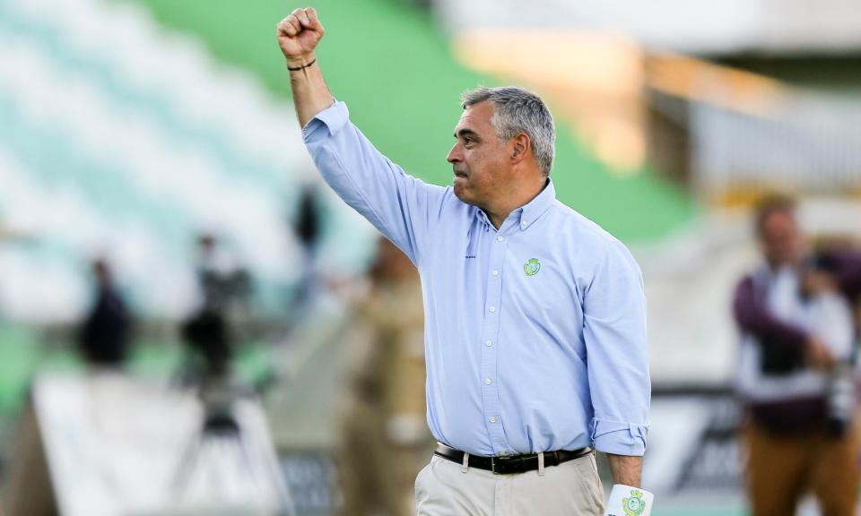 Couceiro sai esgotado: «Fui até ao limite pelo Vitória e pelos jogadores»