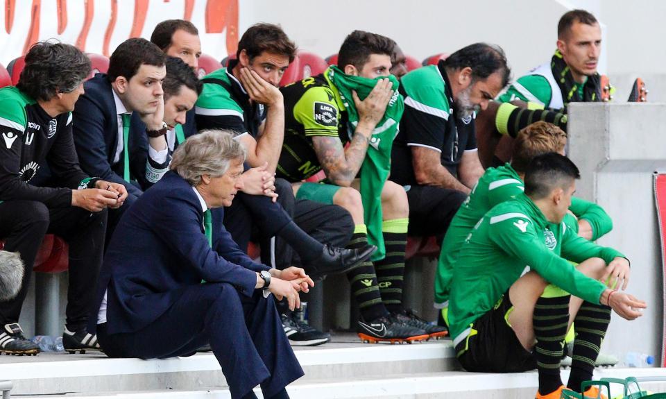 Jorge Jesus foi informado que não conta para o futuro do Sporting
