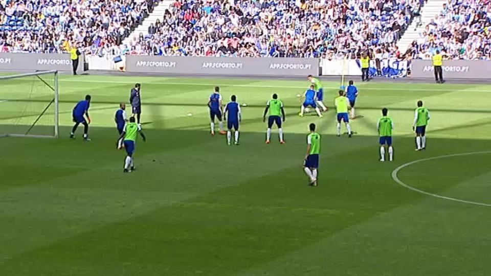 FC Porto anuncia três jogos particulares no Algarve