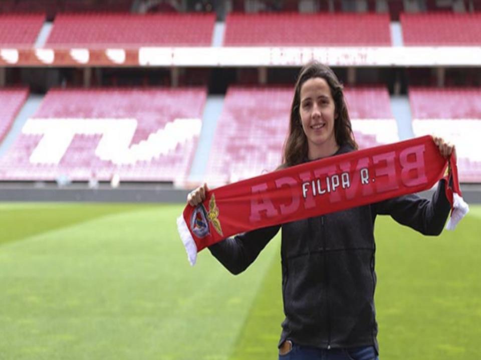 Futebol feminino: Pipa é a nona contratação do Benfica