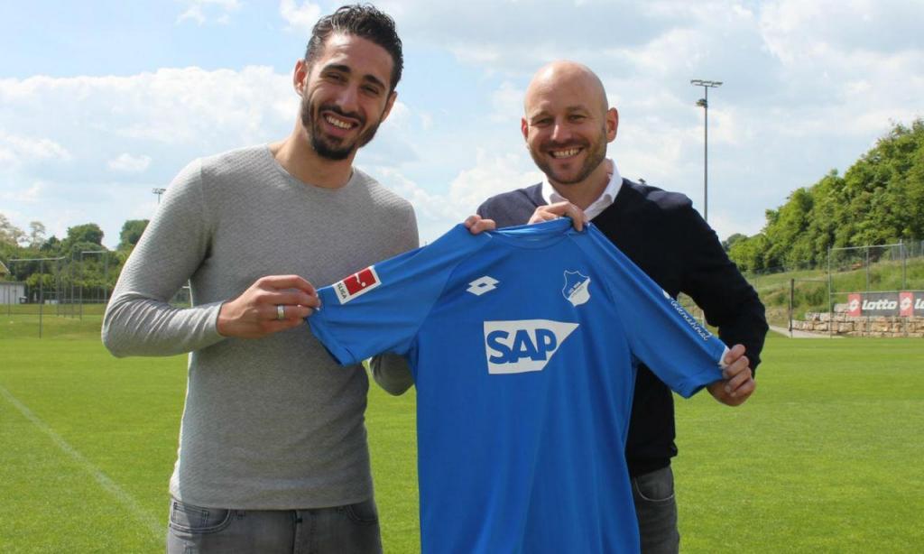 Hoffenheim anuncia Belfodil como reforço para a próxima época