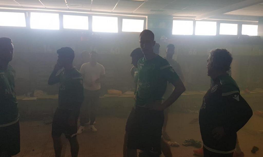 Sporting: Juve Leo lamenta agressões e rejeita responsabilidades
