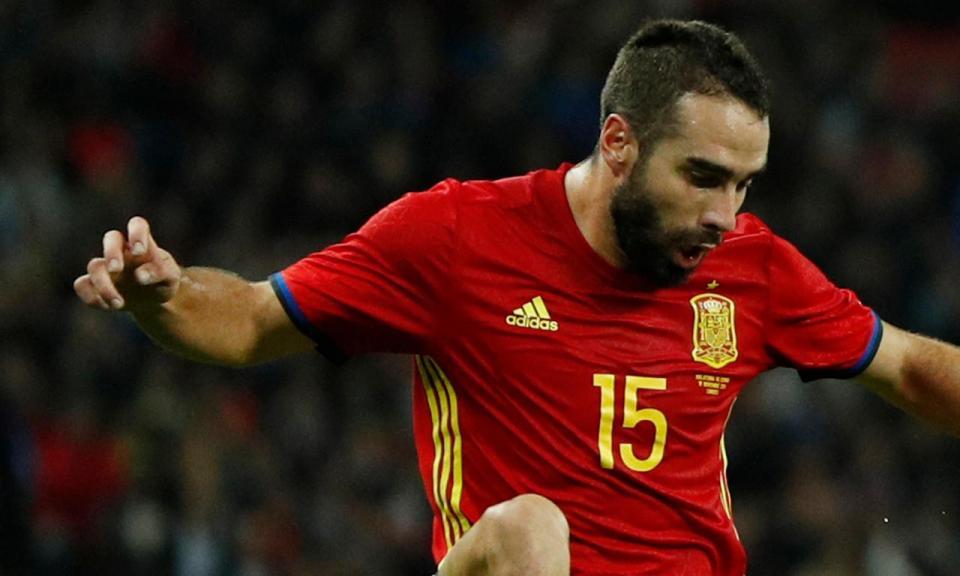 d1b2eb223ed57 Mundial 2018  Carvajal junta-se à seleção espanhola