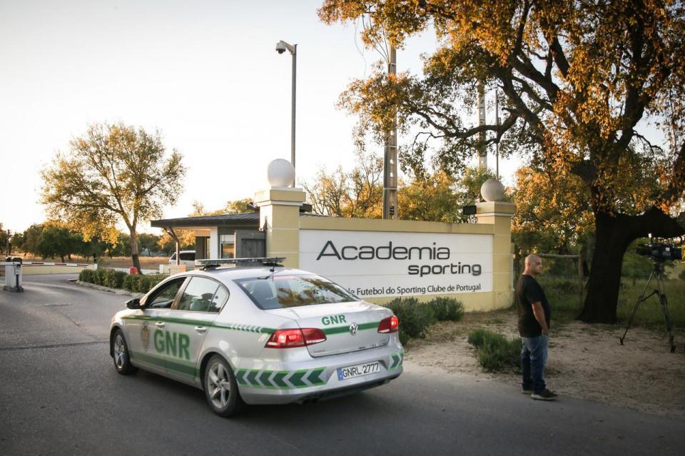 GNR emite comunicado a explicar tudo o que aconteceu em Alcochete