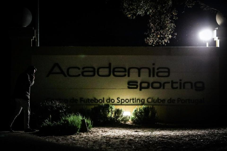Mário Jorge e Beto assumem funções na Academia do Sporting
