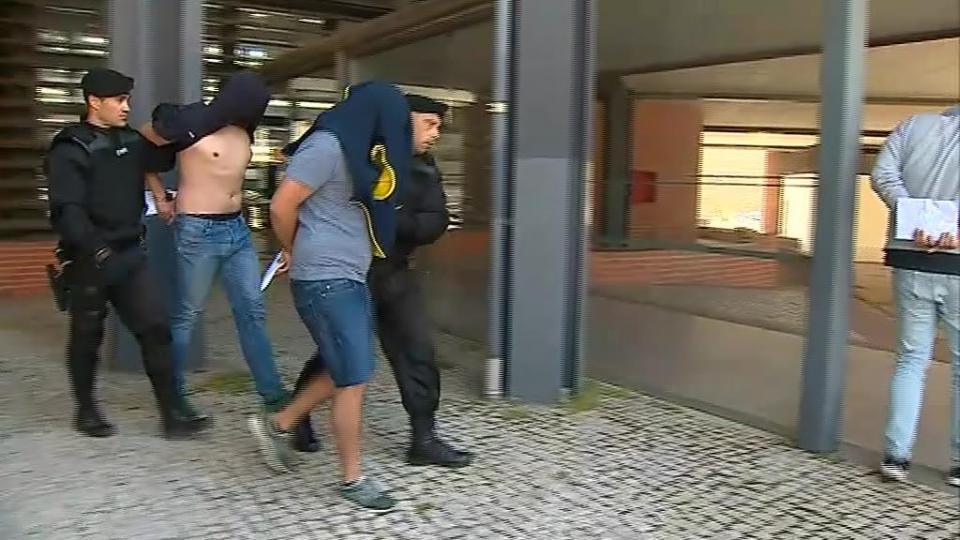 Academia: mais um suspeito de agressões em prisão preventiva