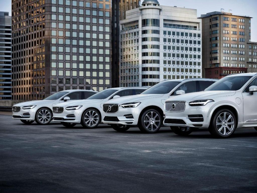 Novo S60 será o primeiro Volvo a deixar os motores diesel