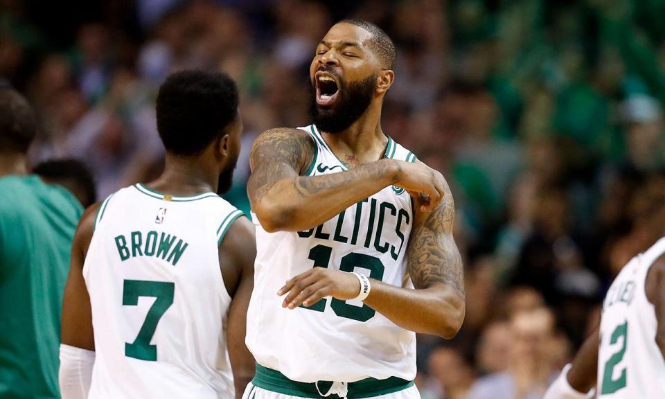 NBA: Celtics batem Cavaliers e ficam a uma vitória da final
