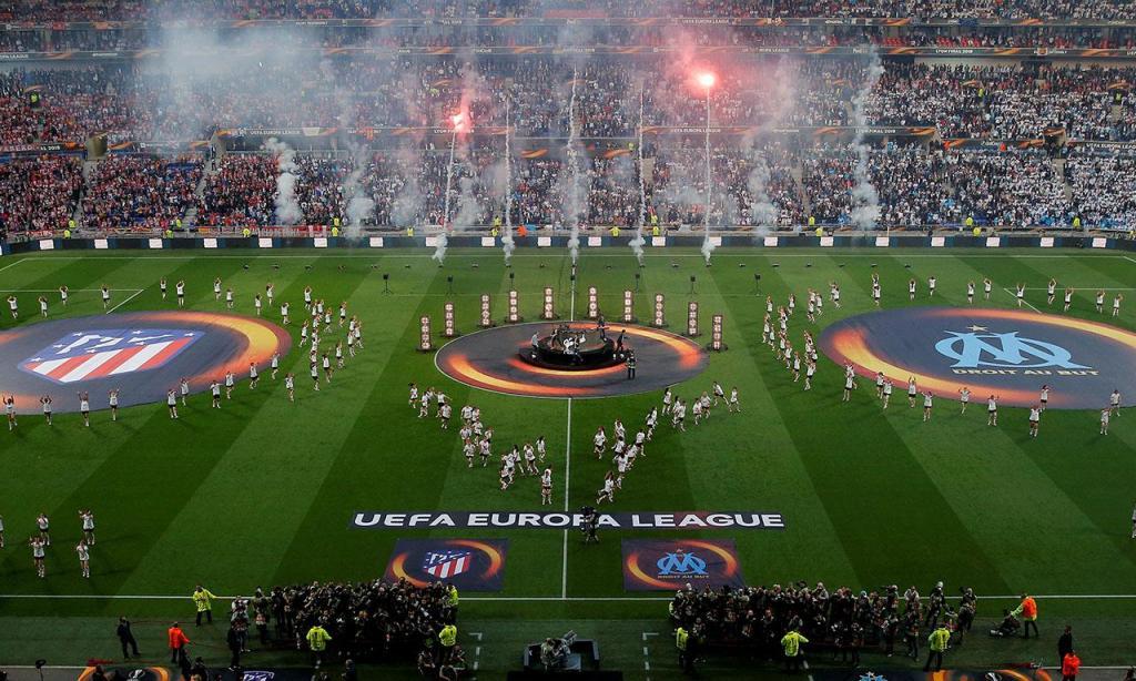 AO VIVO - Olympique de Marselha x Atlético de Madrid em tempo real