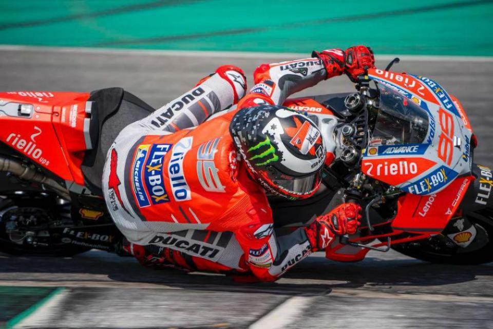MotoGP: Jorge Lorenzo vai ter novo chassis no GP de França