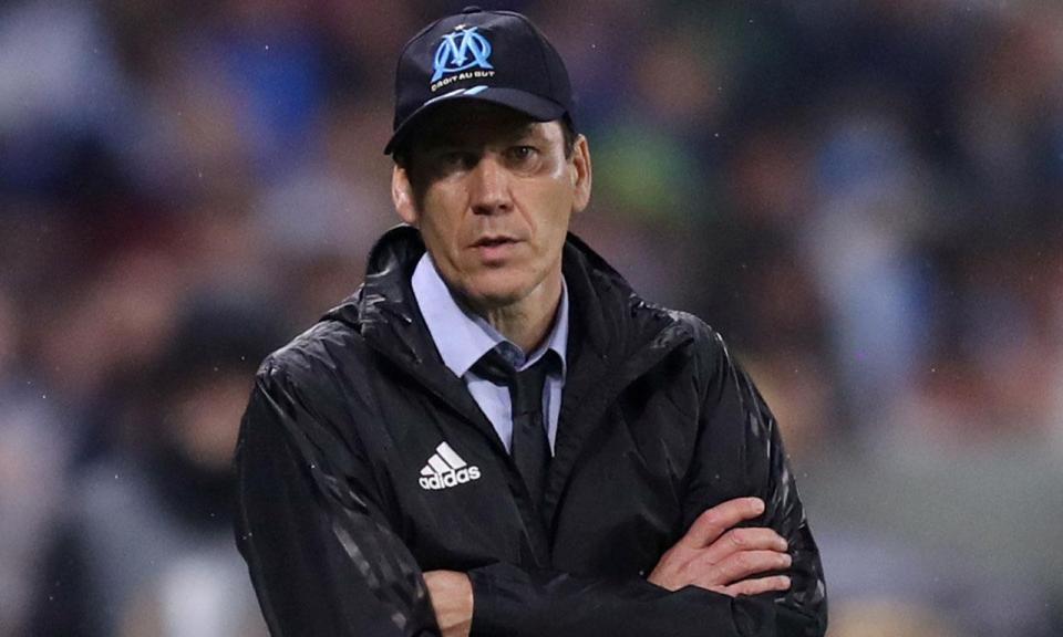 Rudi García: «Contra o Atlético não pode ficar-se em desvantagem»
