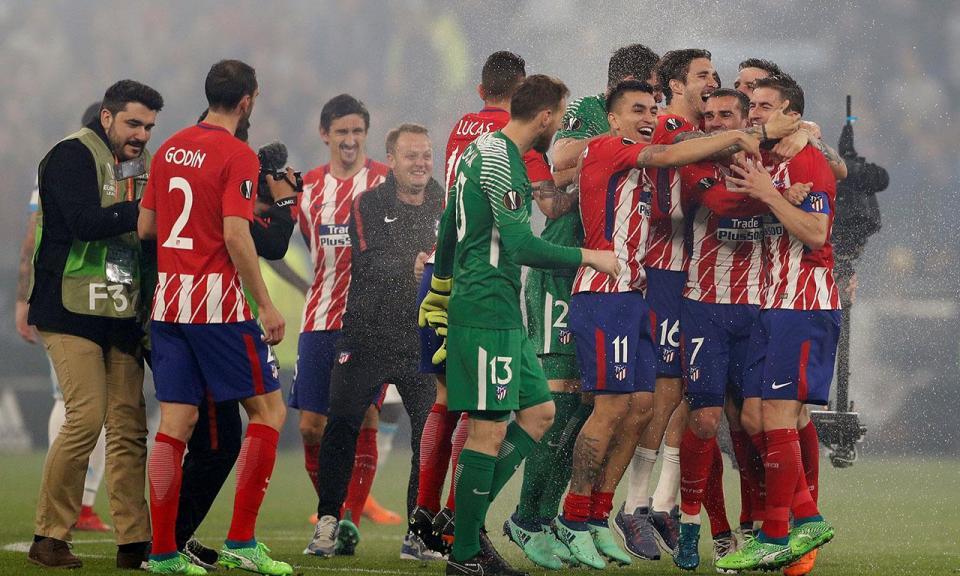 Atl. Madrid conquista terceira Liga Europa, Marselha iguala Benfica