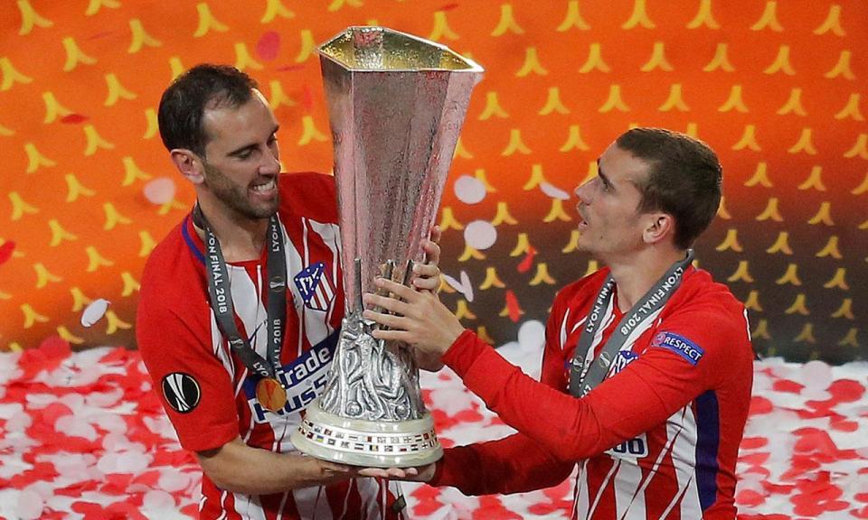Conheça os nomeados para melhor jogador da Liga Europa