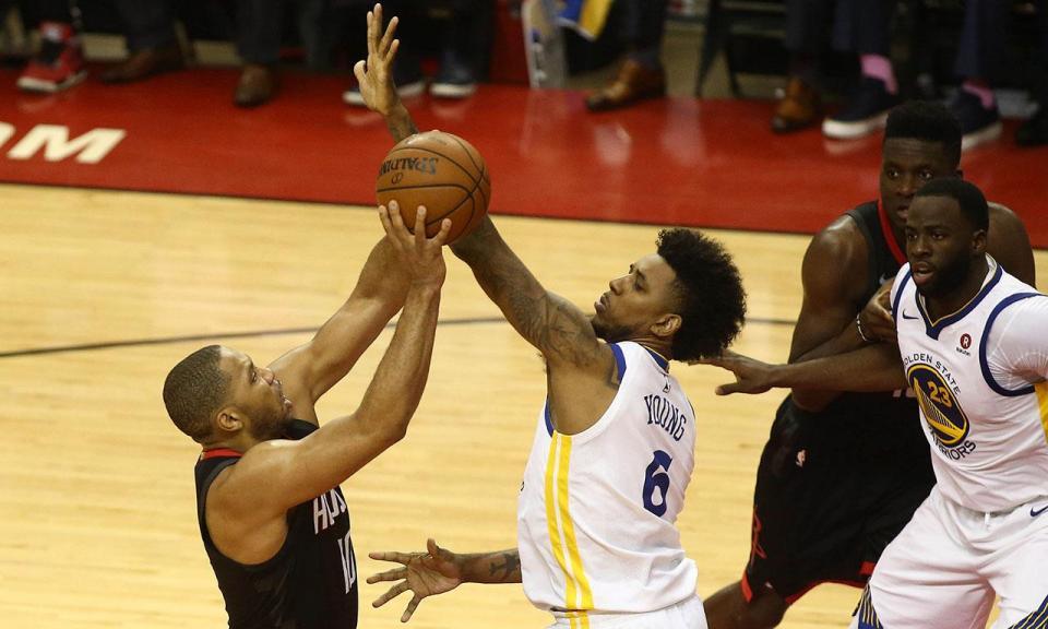 NBA: Rockets batem Warriors e ficam a uma vitória da final