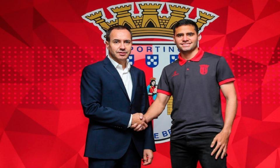OFICIAL: Sp. Braga reforça-se a dobrar no Estoril
