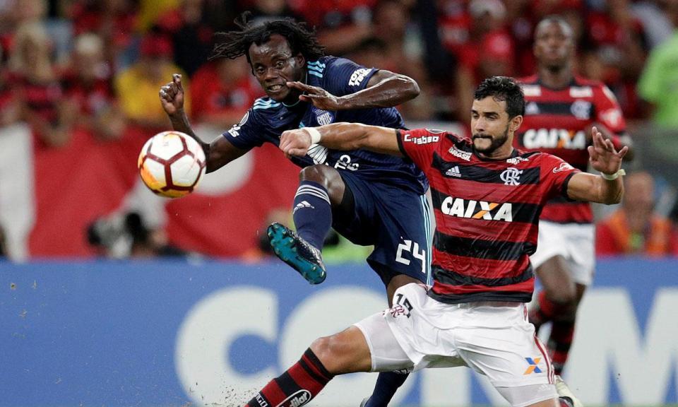 Maurício Barbieri já não é treinador do Flamengo