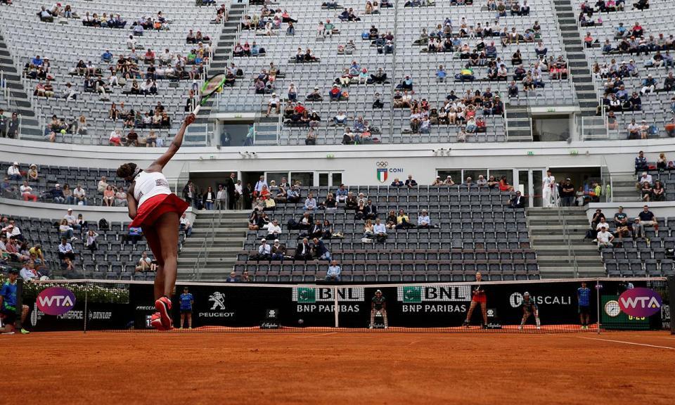 Roland Garros: Sloane Stephens pela primeira vez nas meias-finais