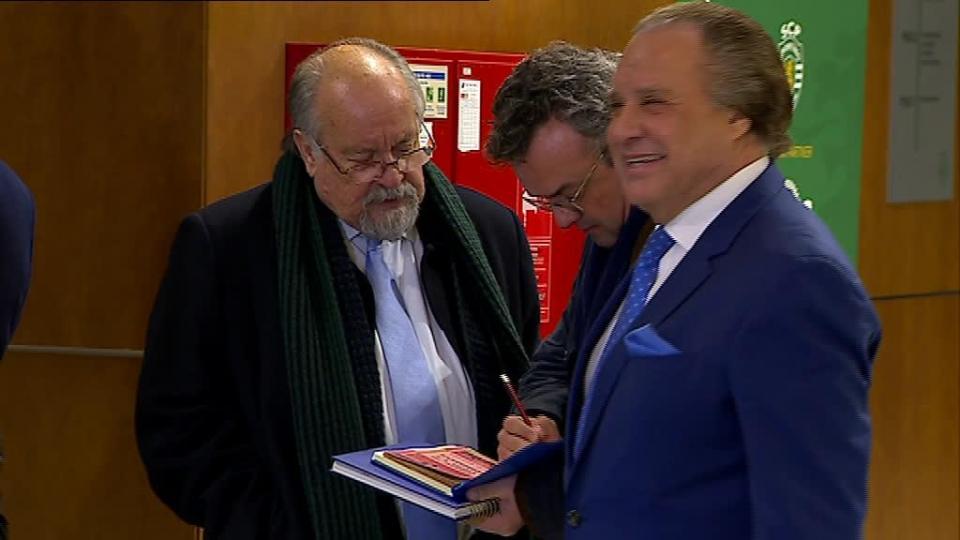 Sporting: presidente da MAG anuncia membros da Comissão de Fiscalização