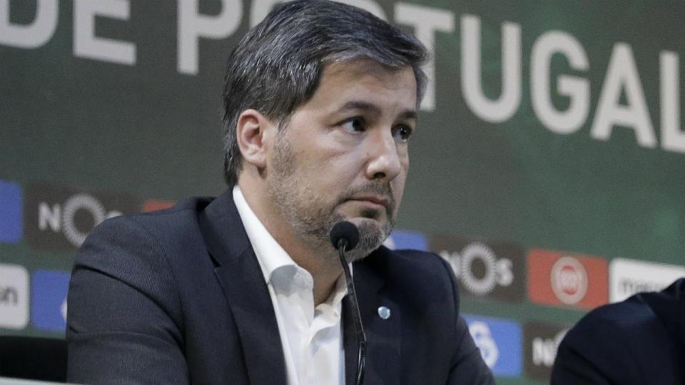 Sporting: patrocinador quer rescindir contrato