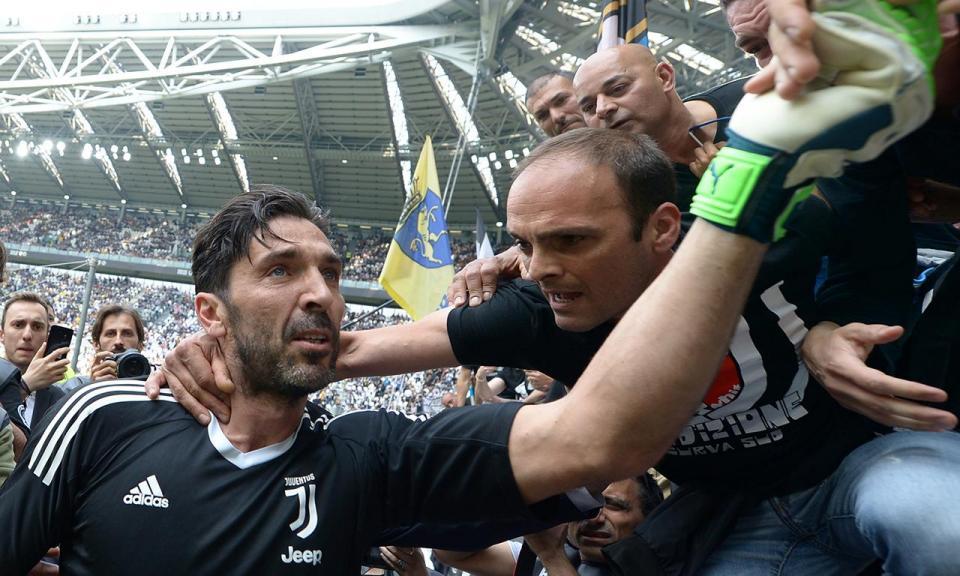 O adeus de Buffon à Juventus: «Não vou esquecer ninguém»