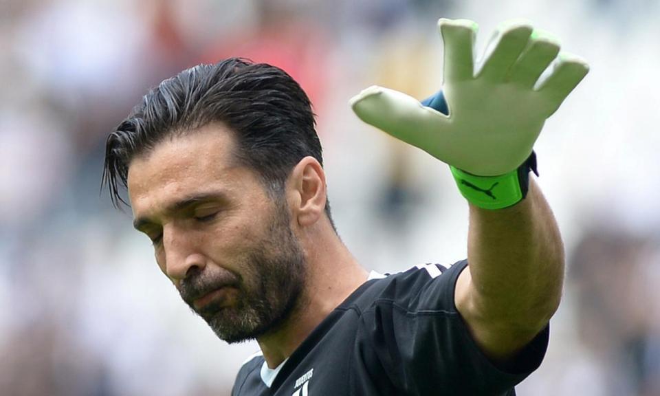 LC: expulsão frente ao Real Madrid vale três jogos de suspensão a Buffon