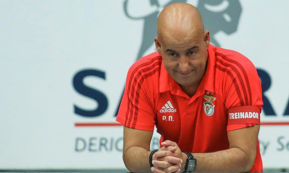 Hóquei: Benfica arranca para nova época com quatro caras novas