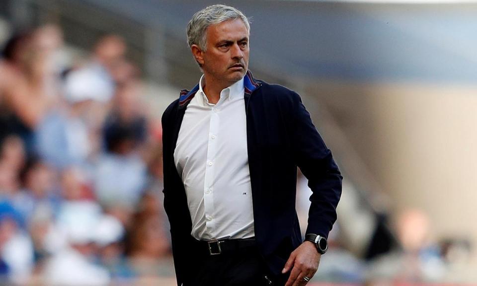 Mourinho: o «super-homem» Ronaldo e a situação espanhola