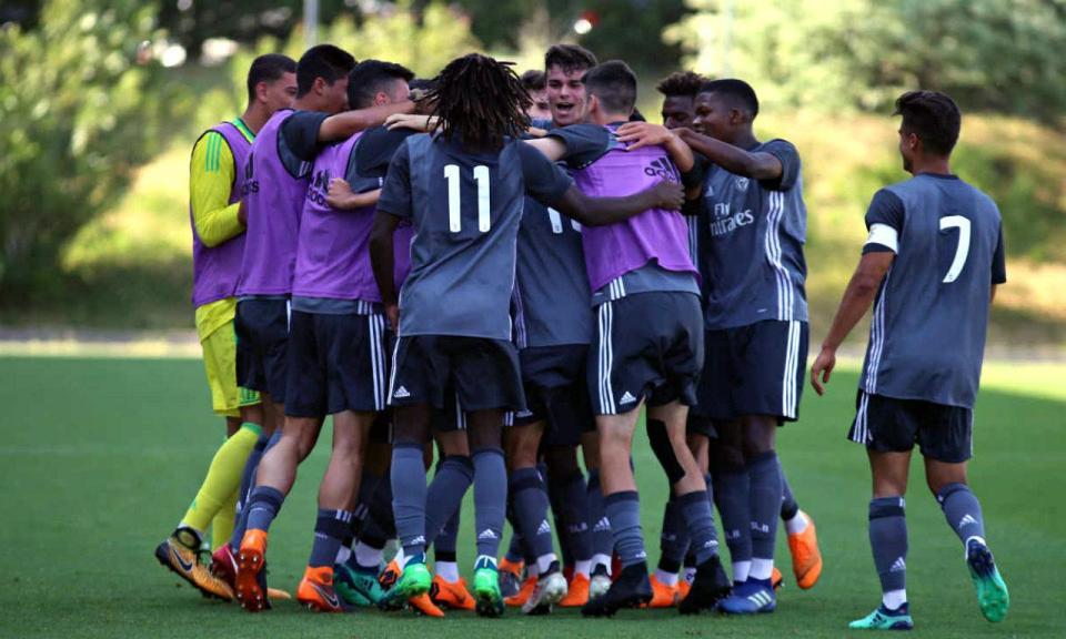 Juniores: campeão Benfica derrotado em Braga