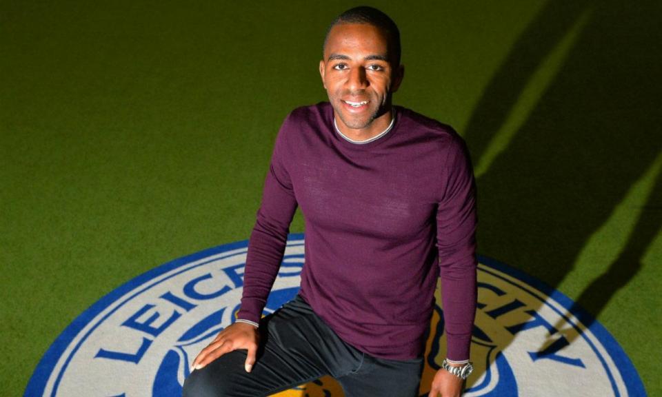 Ricardo e a mudança para o Leicester: «Foi a melhor escolha»