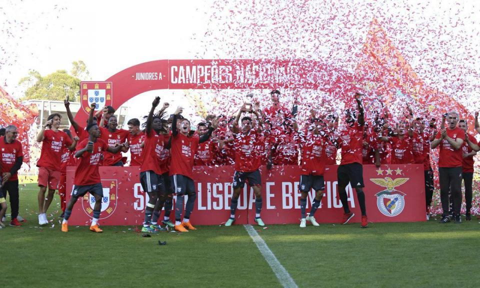 Juniores: Benfica empata, Sporting e FC Porto vencem