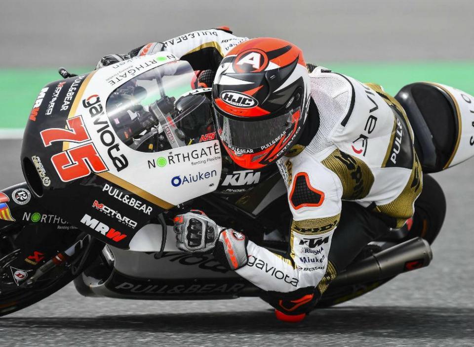 Moto3: Albert Arenas vence corrida de loucos do GP de França