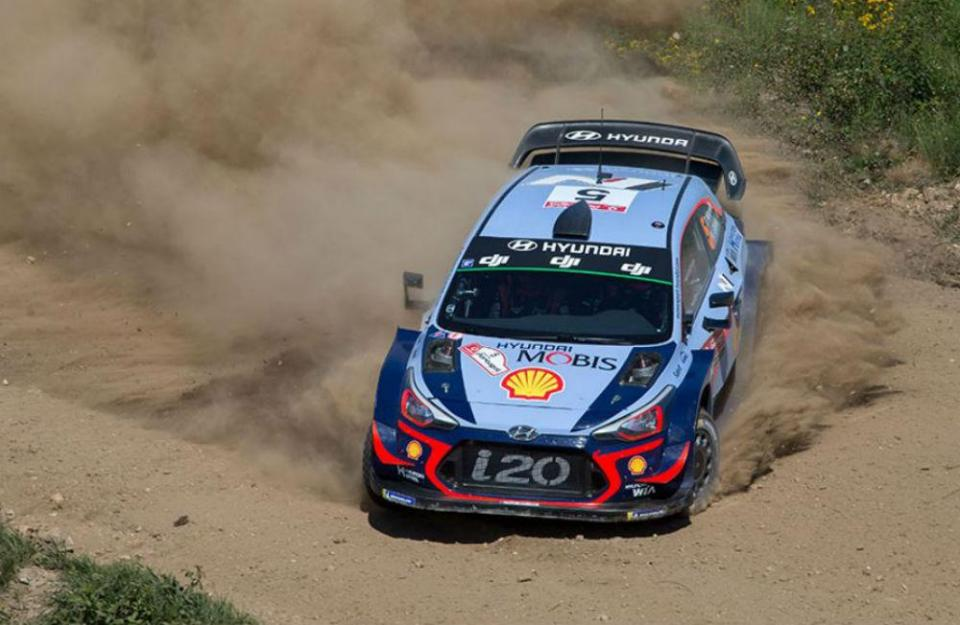 WRC está de volta com a dureza do Rali da Sardenha
