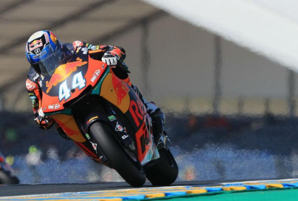 Moto2: Miguel Oliveira arranca em Mugello com o 3.º tempo