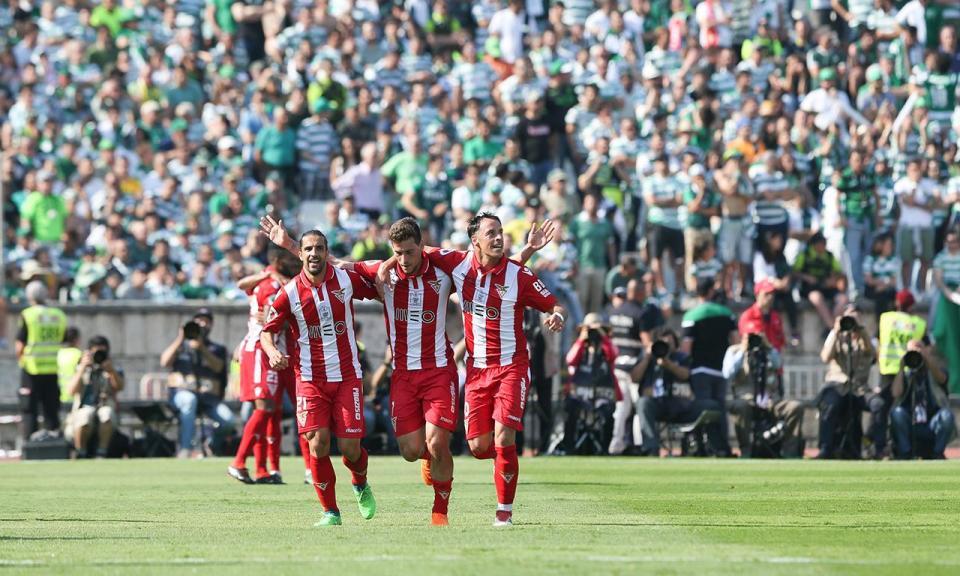 Taça de Portugal: primeiro troféu para o Desp. Aves, todos os vencedores