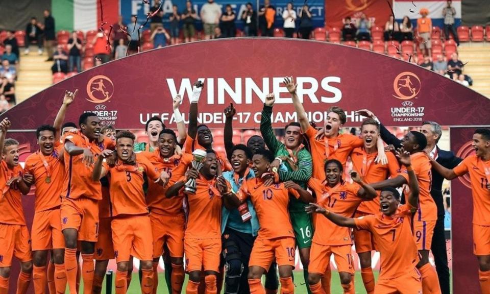 Holanda vence Euro sub-17 nos penáltis