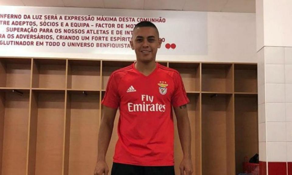 Mãe de Santiago Barrero «orgulhosa» por mudança para o Benfica