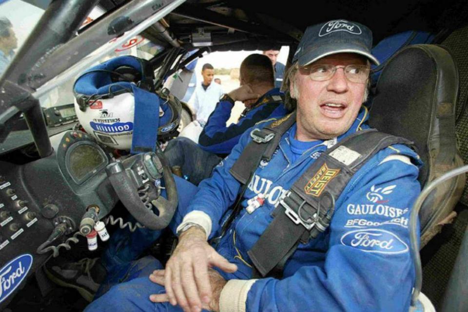 Jean-Louis Schlesser não acredita no regresso do Dakar a África