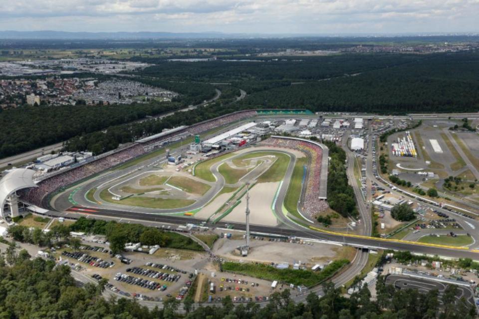Circuito de Hockenheim pode deixar a F1 em 2019