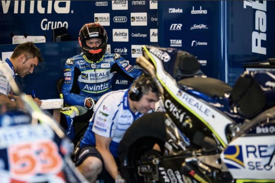 MotoGP: Tito Rabat hospitalizado