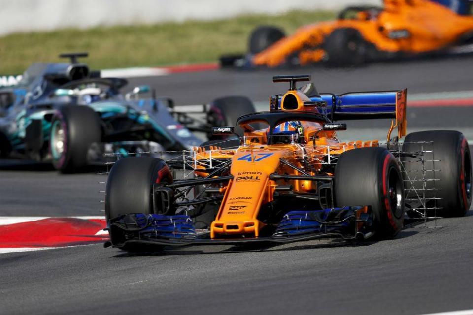 Michael Latifi é accionista da McLaren